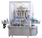 旋转式流体灌装机