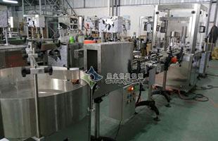 奶粉罐装生产线/全自动奶粉罐装生产线