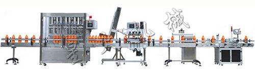 酵素全自动灌装生产线-酵素灌装生产线