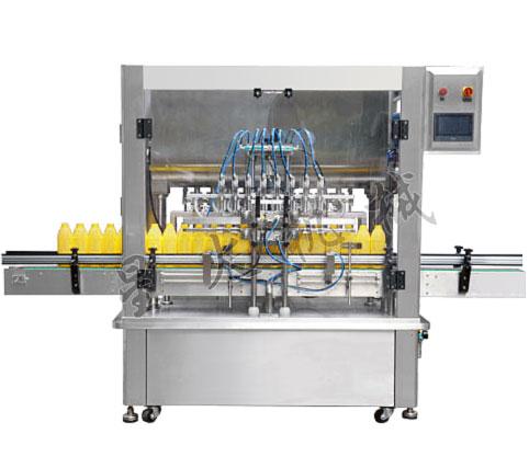 食用鸡油灌装机-全自动鸡油灌装机
