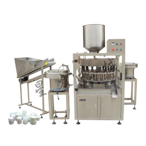 干燥剂自动灌装压盖机